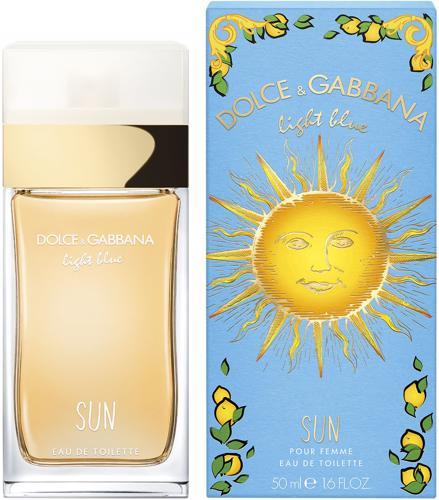 Light Blue Sun Pour Femme