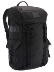 BURTON ANNEX PACK - TRUE BLACK TRIPLE RIPSTOP