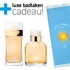 Dolce&Gabbana Light Blue Sun 75ml Homme+50ml Femme+Badlaken