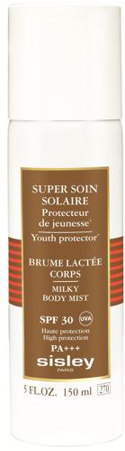 Super Soin Solaire Protecteur de Jeunesse Brume Lactée Corps SPF30 150ml