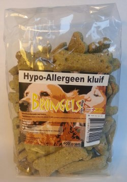 DIER ALL IN  KOEKJES HYPO-ALLERGEEN  400 GR ZAK