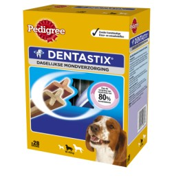 PEDIGREE DENTASTIX MEDIUM MP 720GR.