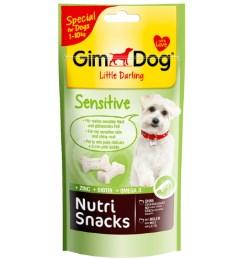 GIMDOG NUTRI SNACKS SENSITIVE, 40 G