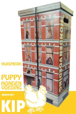 DIER ALL-IN HUISMERK PUPPY/JUNIOR 13KG