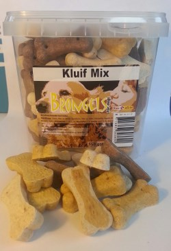 DIER ALL IN  EMMER KOEKJES KLUIF MIX 550 GR