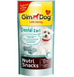 GIMDOG NUTRI SNACKS DENTAL 40 GR