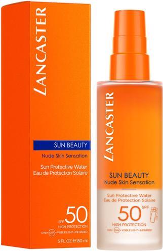 Sun Beauty Nude Skin Sensation Sun Protective Water SPF50