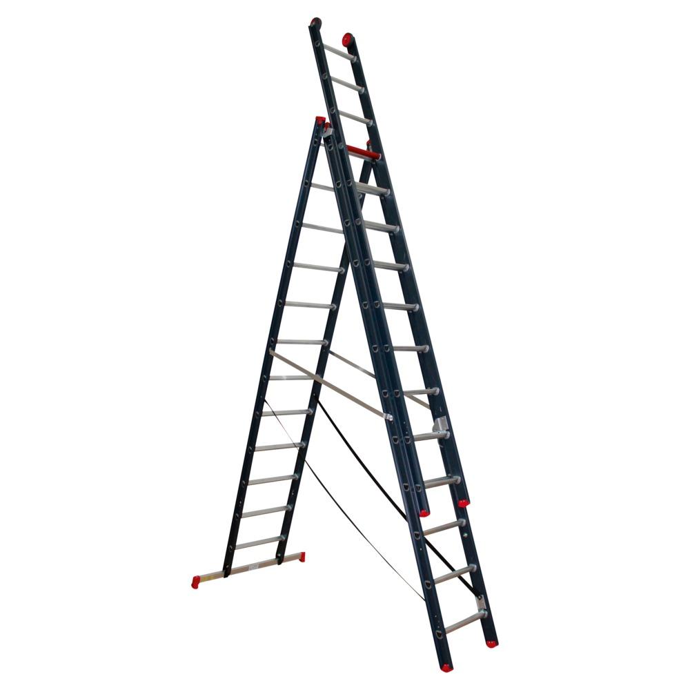Excellent altrex atlantis atr aluminium x treden with for House doctor ladder