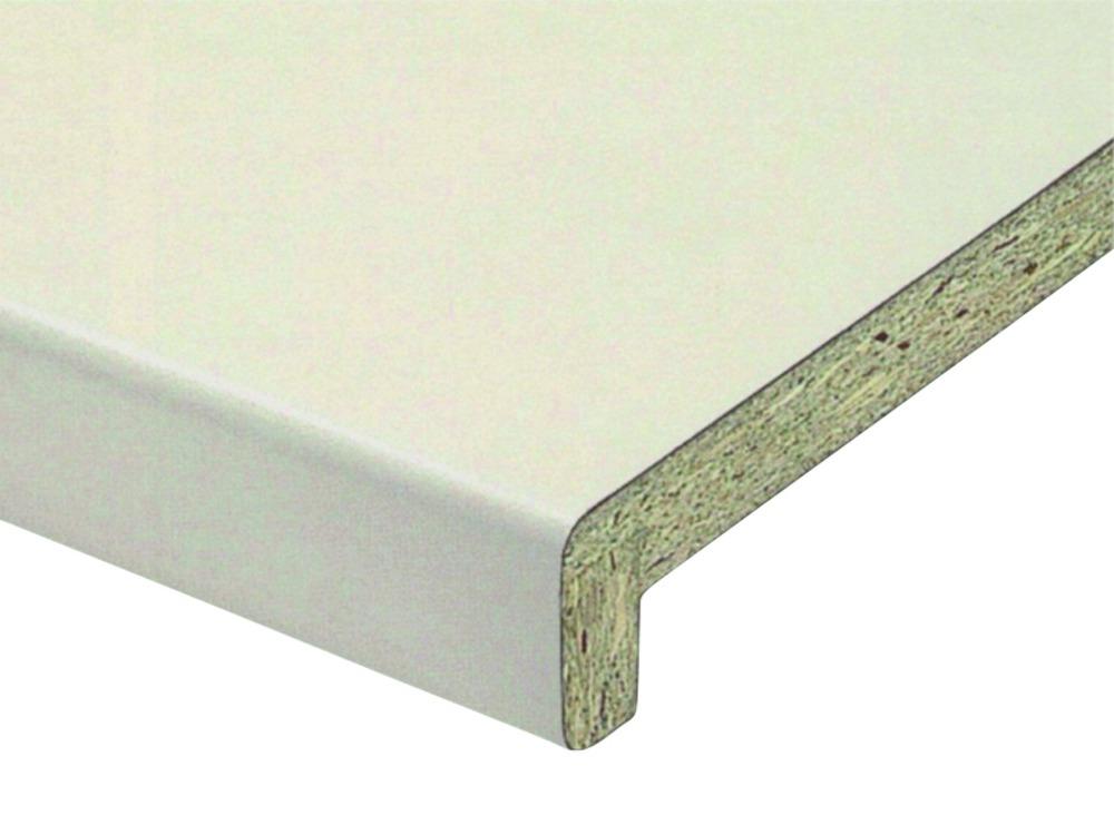 Vensterbank Tegels Buiten : Topstyle vensterbank cm dikte mm pe wit bouwmaat