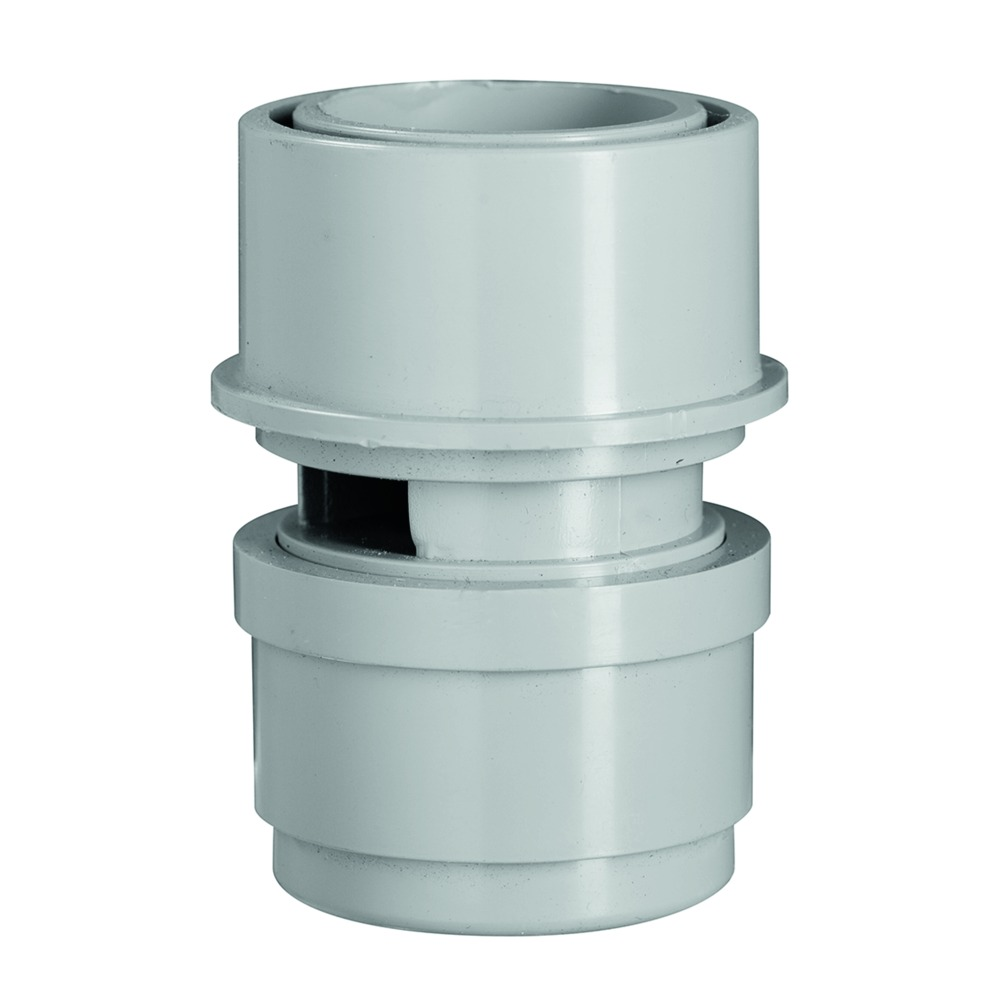 Beluchter PVC wanddikte 3,2 mm Ø 32/40 mm KOMO-keur - Bouwmaat