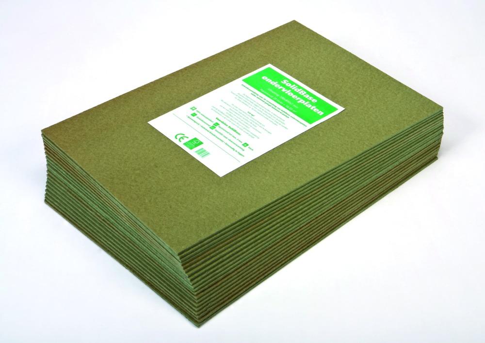 Ondervloer Voor Tapijt : Ondervloer solidbase plaat fsc mix bouwmaat