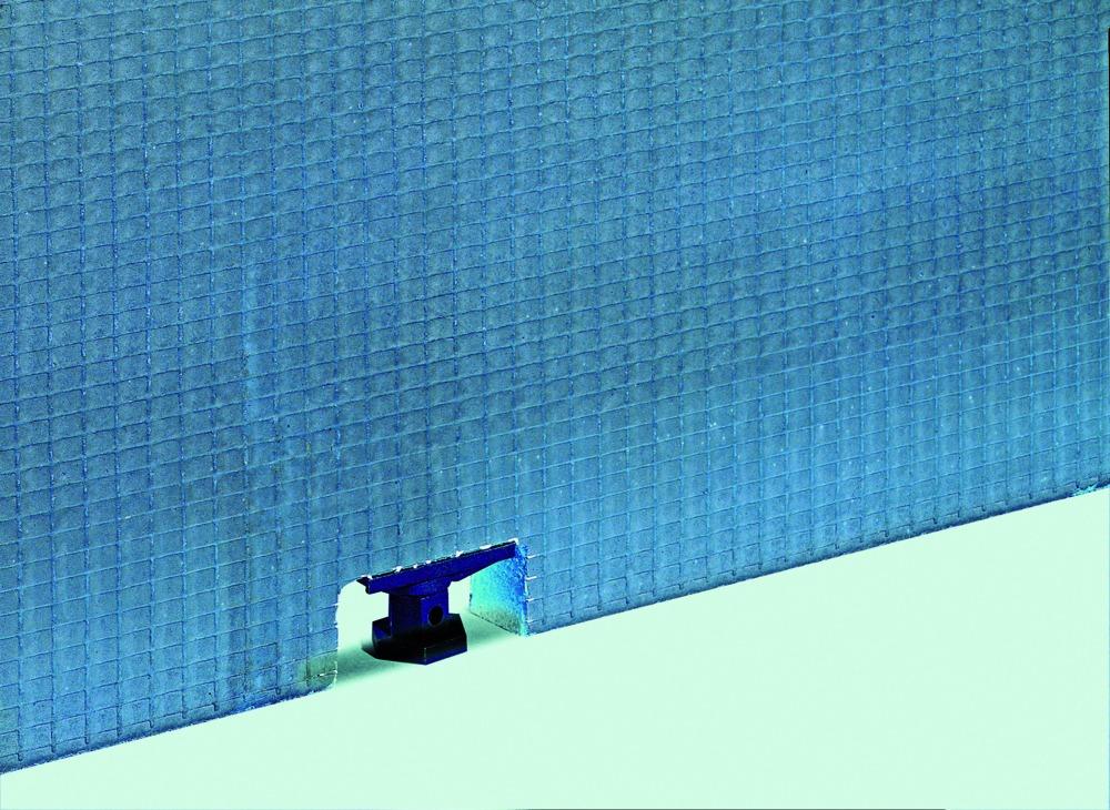 Wedi bathboard badombouwelement korte zijde 77x60 cm dikte 2 cm bouwmaat - Plaat bad ...