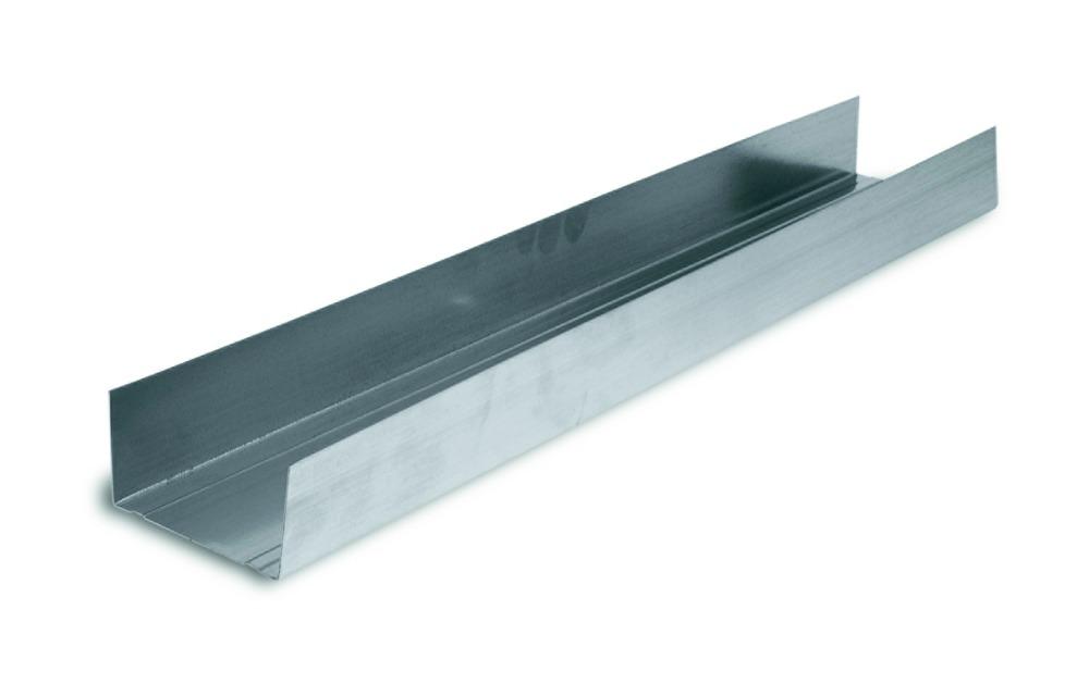 knauf u profiel 45 40 verzinkt staal 400 cm bouwmaat. Black Bedroom Furniture Sets. Home Design Ideas