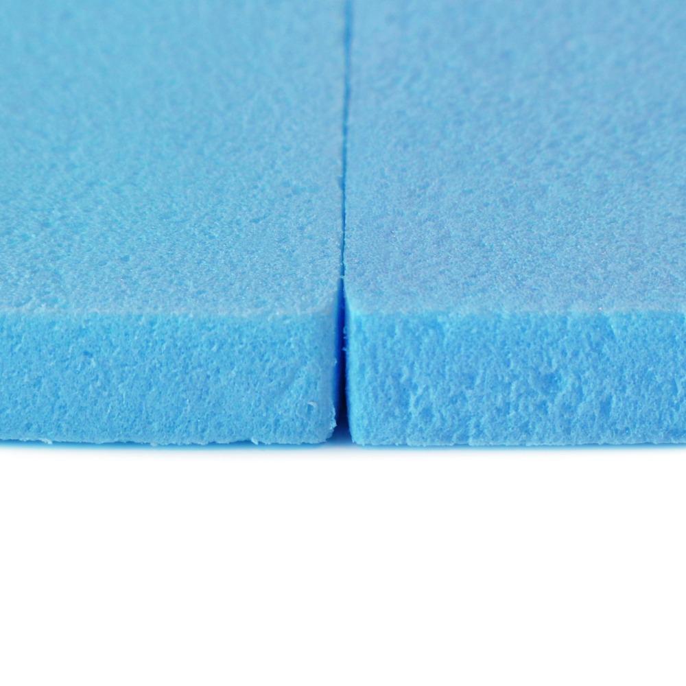 PolyBL XPS Foampanel isolatieplaat 125x60x2 cm - Bouwmaat