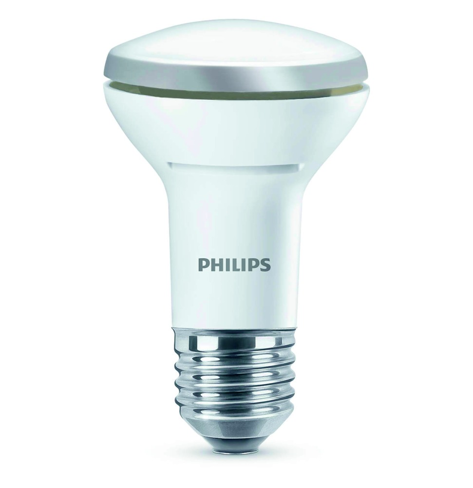 philips led spot 40 watt e27 r63 230 volt bouwmaat. Black Bedroom Furniture Sets. Home Design Ideas
