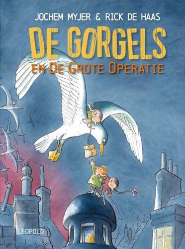 GORGELS EN DE GROTE OPERATIE