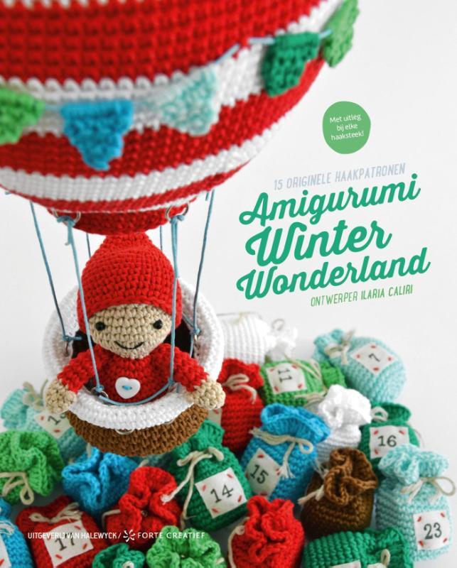 Amigurumi Winter Wonderland Van Uitgeverij Pelckmans The Read Shop