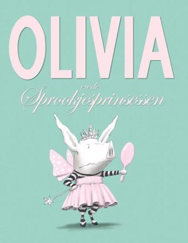 OLIVIA EN DE SPROOKJESPRINSESSEN, IAN FA