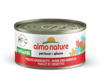 Hfc Cat Natural Blik 70 g kip