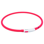 USB Flash Lichtgevende Band Rood  70 cm