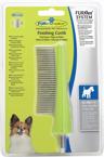 FURflex Finishing Comb Groen  12,5x2,5x18 cm
