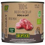 Organic 100% Rundvlees 200 g Rund