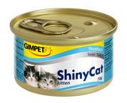 Shinycat kitten tonijn 70 g Tonijn