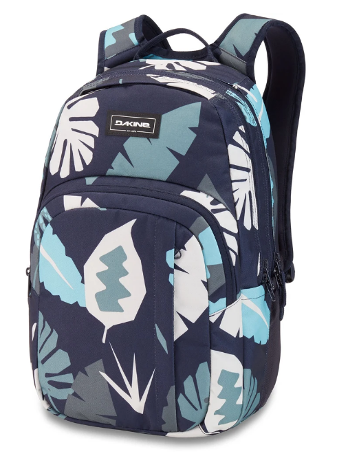 DAKINE CAMPUS M 25L RUGTAS - ABSTRACT PALM