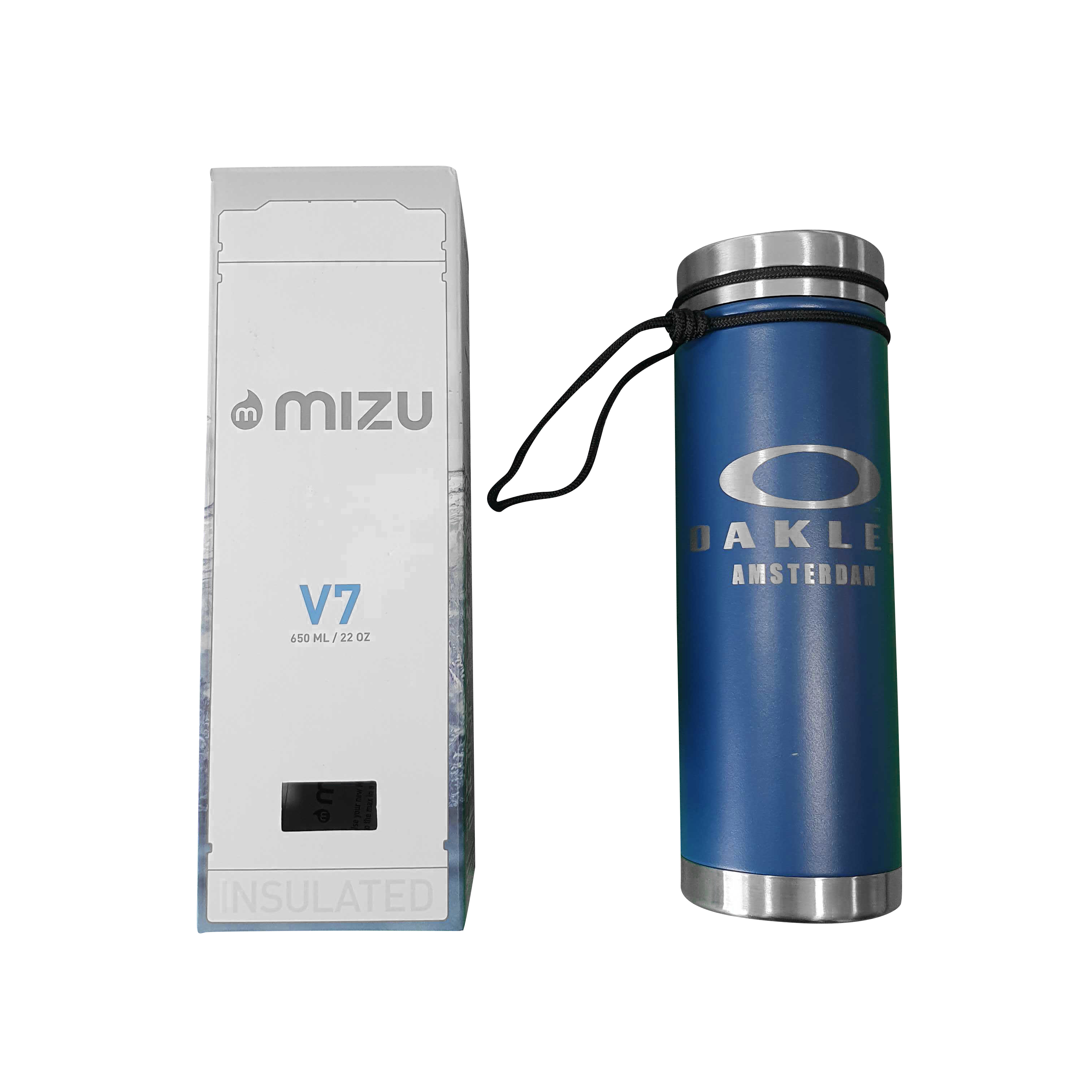 MIZU V7 X OAKLEY AMSTERDAM - BLUE