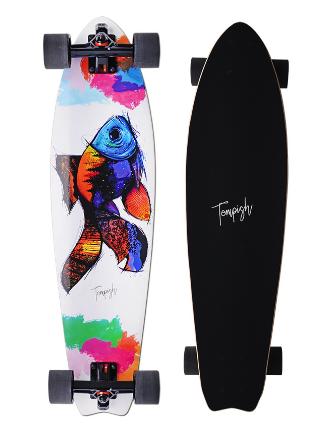 TEMPISH FISH-IN 32.5'' LONGBOARD COMPLETE