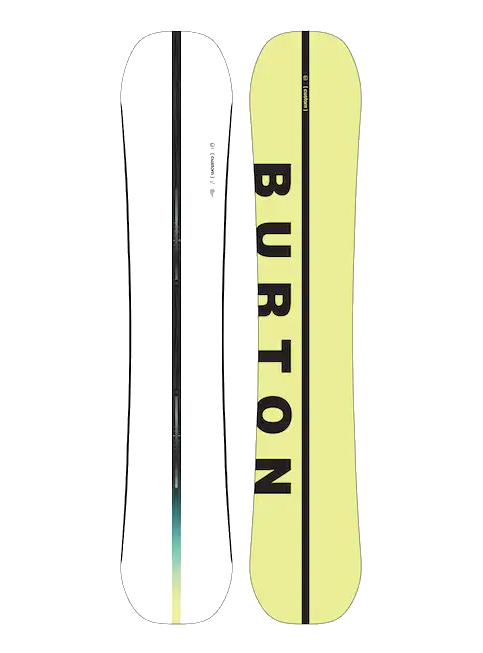 BURTON CUSTOM 2ND SNOWBOARD NO COLOR