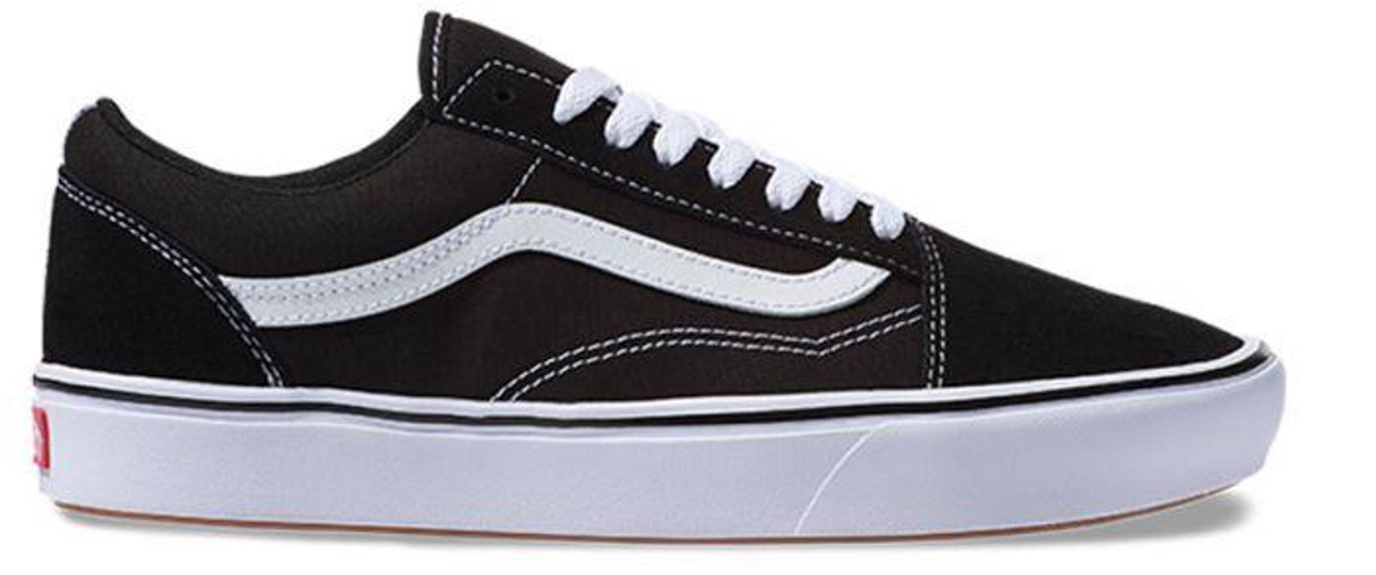 VANS COMFYCUSH OLD SKOOL (CLASSIC) BLACKBLACK