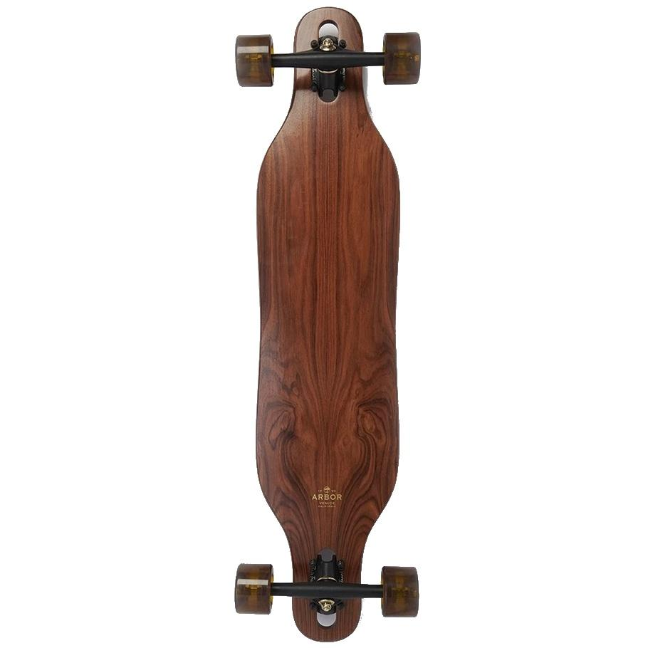 ARBOR PERFORMANCE COMPLETE LONGBOARD FLAGSHIP AXIS 37