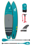 FANATIC PACKAGE RAY AIR PREMIUM/C35 11'6 SUPBOARD PAKKET