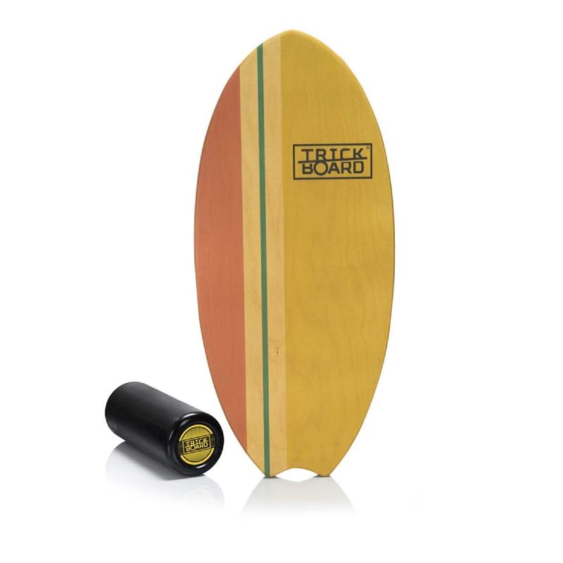 TRICKBOARD SURF YELLOW