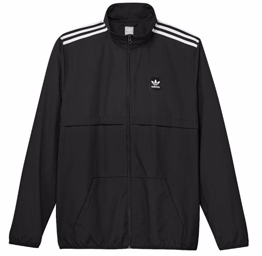 CLASS ACTION JACKET BLACK/WHITE