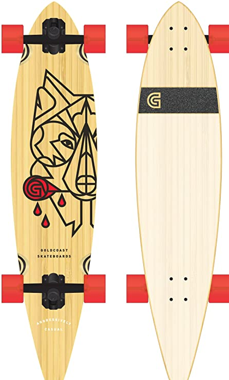 "GOLD COAST THE AESOP PINTAIL 40"" - MULTI COLOR"