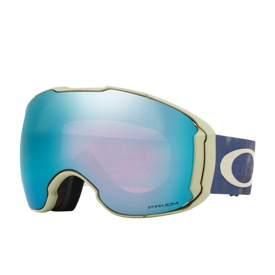 OAKLEY AIRBRAKE XL MCMORRIS SIGNATURE CLAS CAMO BLUE GOGGLE - PRIZM SNOW SAPPHIRE
