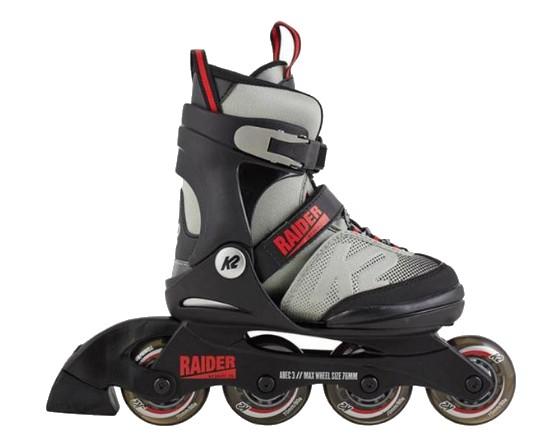K2 SKATES RAIDER KIDS INLINE SKATE