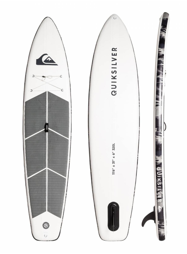 QUIKSILVER ISUP RACING DRIFT 11'6 SUPBOARD