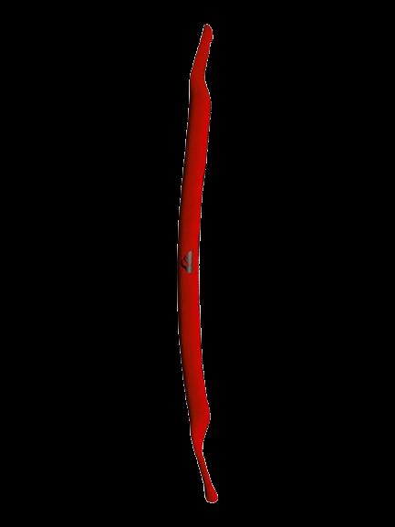 QUICKSILVER NEOPRENE FLOATABLE RETAINER ZONNEBRILLENKOORD - RED