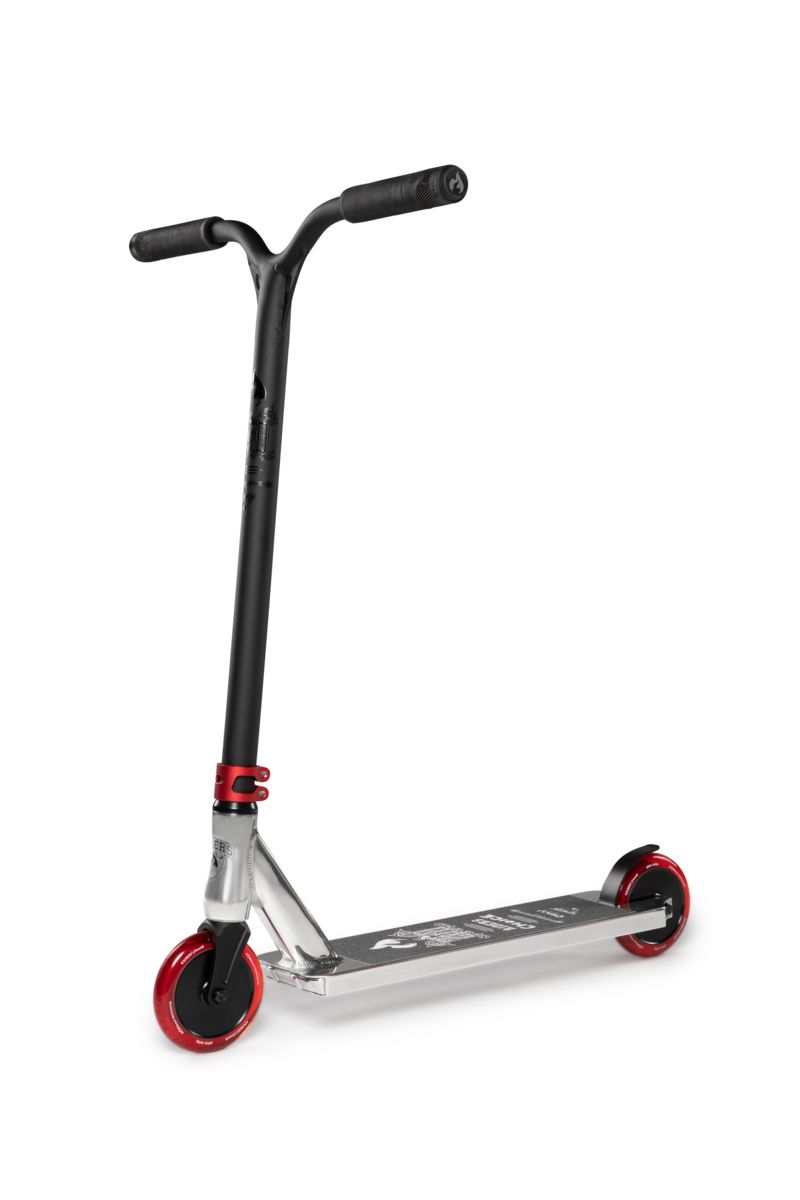 CHILLI PRO SCOOTER RIDERS CHOICE ZERO V2 POLISHED 120M STEP