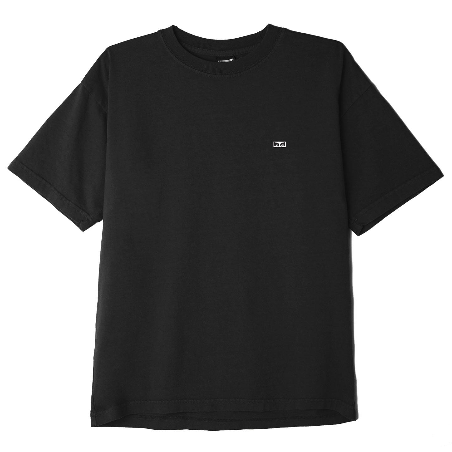 OBEY EYES OF OBEY T-SHIRT - OFF BLACK