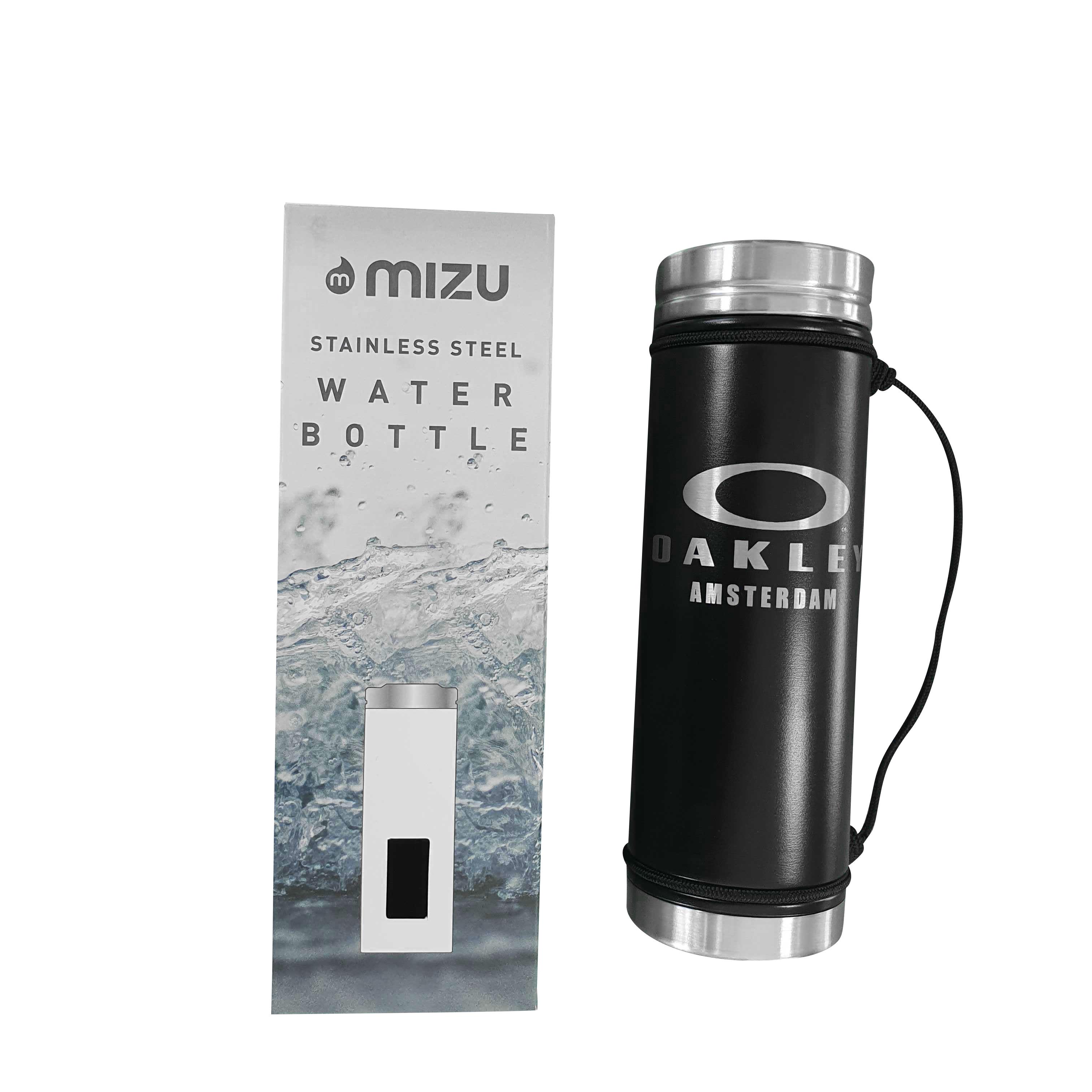 MIZU V7 X OAKLEY AMSTERDAM - BLACK