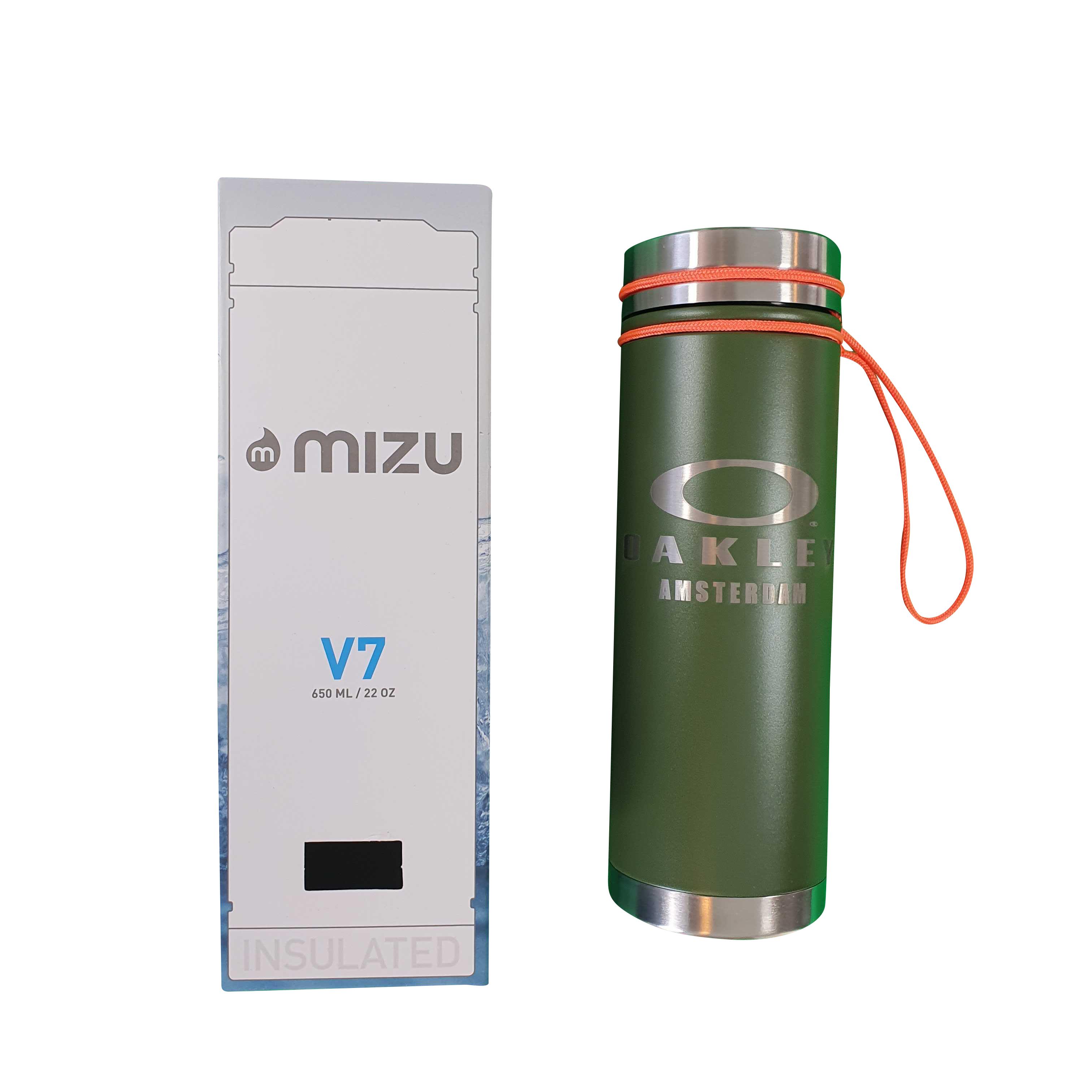 MIZU V7 X OAKLEY AMSTERDAM - GREEN