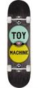 "TOY MACHINE VENDIAGRAM 7.75"" SKATEBOARD COMPLETE"