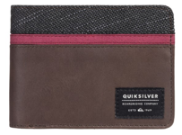 QUIKSILVER REEF BREAK PORTEMONNEE MEDIUM - CHOCOLATE BROWN