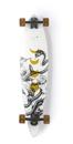 ARBOR BAMBOO FISH 8.375 COMPLETE LONGBOARD - MULTI