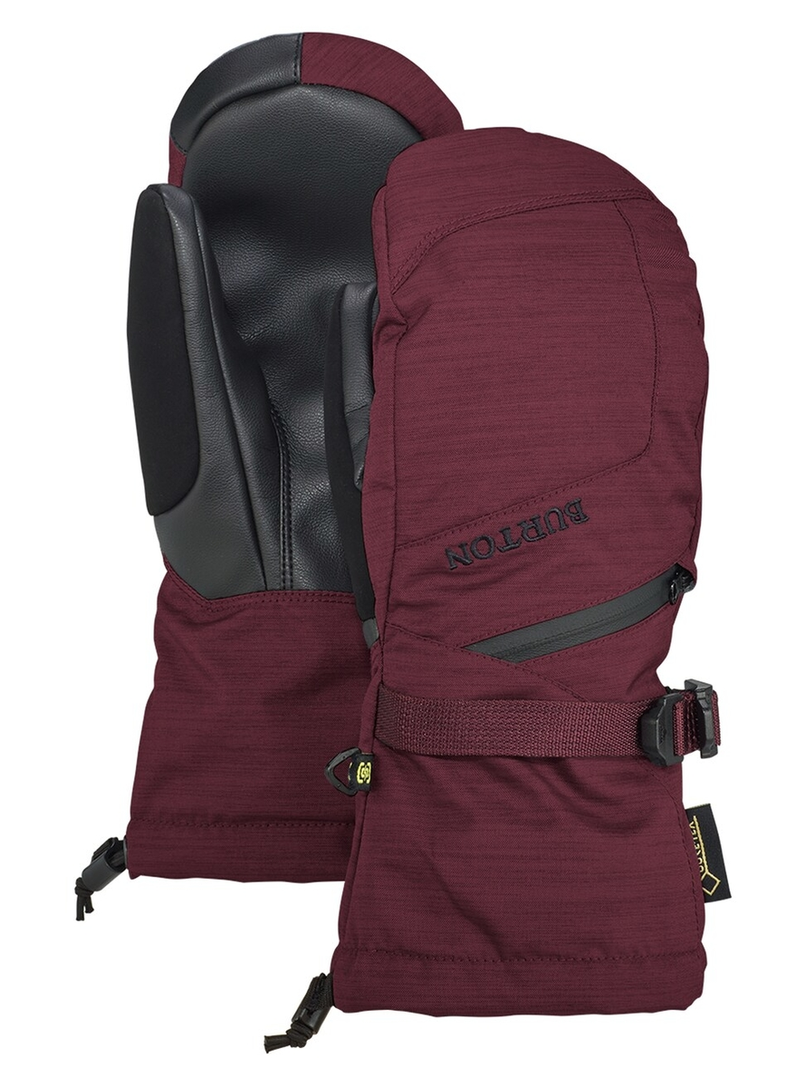 BURTON WB GORE GLV PORT ROYAL HEATHER