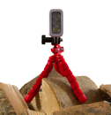 QUDOS ACTION LIGHT SILVER+ MINI BENDY RED COMBI DEAL